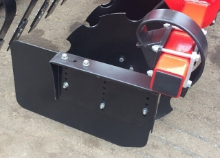 Side boards for flat field without the side ridges.